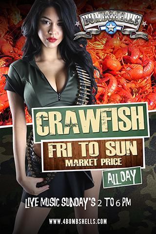 Crawfish on the Patio!!