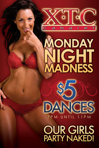 Event - Monday-Night-Madness - Every Monday
