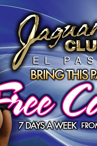 jaguars el paso - happy hour