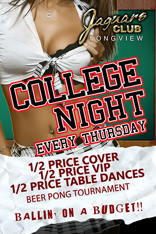 Graphic for College Night