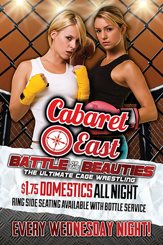 Battle of the Beauties - Ultimate Cage Wrestling