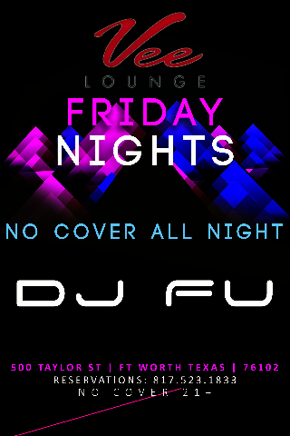 Return of the Fu Fridays