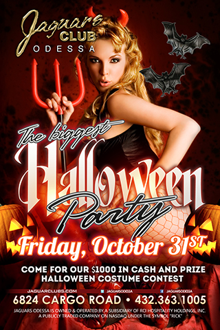 haloween party - biggest Halloween party in Odessa October 31st 