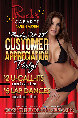 thursday october 23rd (party style theme)