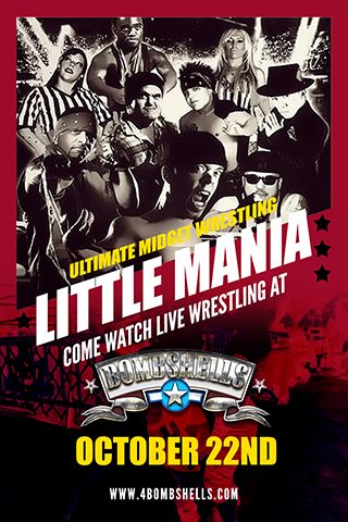 Little Mania Midget Wrestling