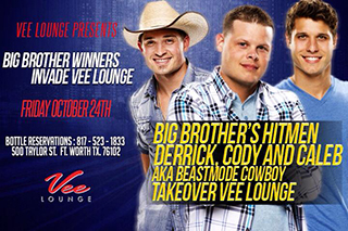 Big Brother 16 Winners Invade Vee Lounge