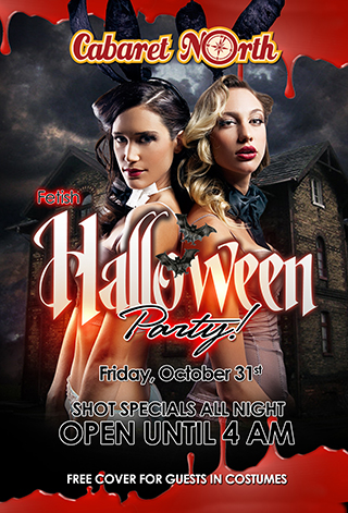 Fetish Halloween Party!