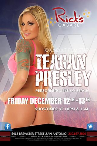 adult film star teagan presley
