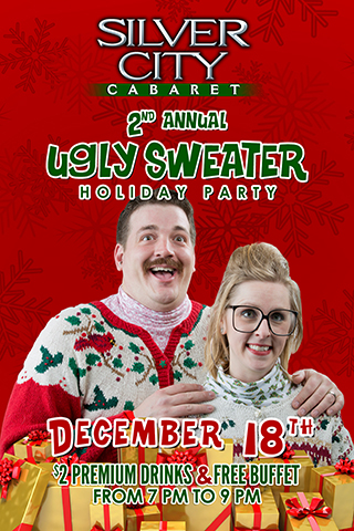 2014 Annual Ugly Sweater Party
