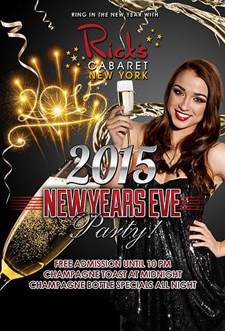 New Year's Eve at Rick's Cabaret