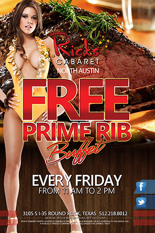 Prime Rib Fridays are Back