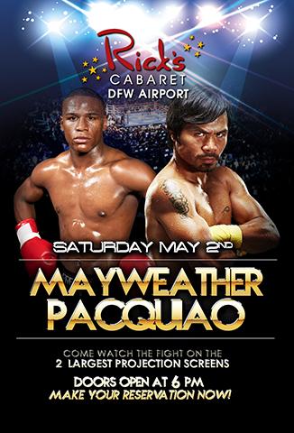 Mayweather vs Pacquiao May 2nd Mega Fight