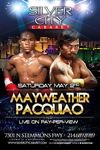 Fight of the Century: Pacquiao vs. Mayweather