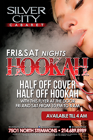 Hookah Weekends