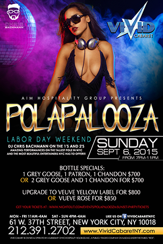 Polapalooza - AIM Group is proud to present