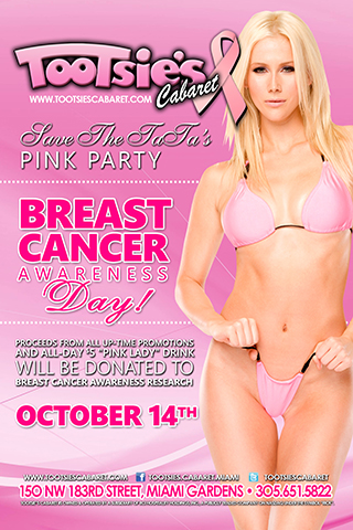 Save The Tata's Pink Party - Save The Tata's Pink Party!!