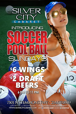 Sexy SoccerPool Sunday's