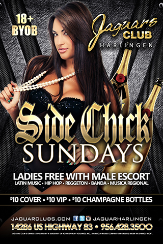 SIDE CHICK SUNDAYS - Side Chick Sundays