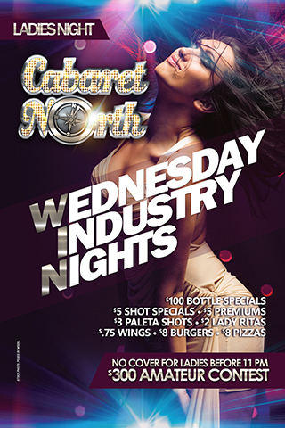 WIN Wednesdays Ladies Night & SIN