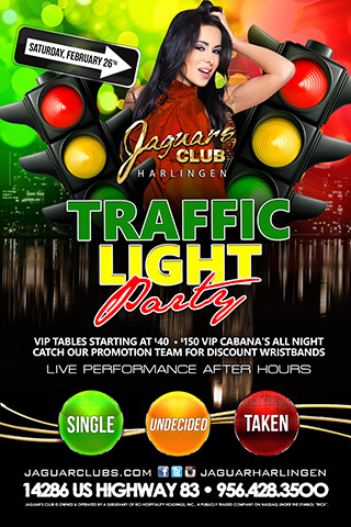 Jaguars Odessa Tx >> Jaguars Harlingen - Traffic Light Party