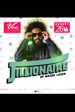 Jillionaire from Major Lazer