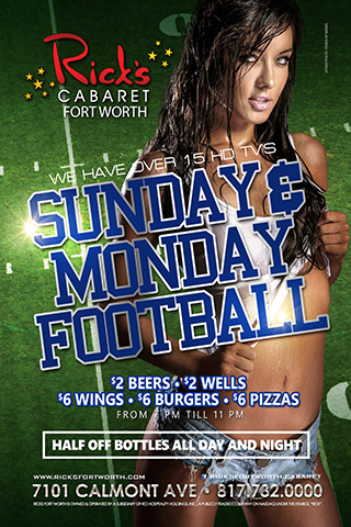 Super Sunday & MNF Madness
