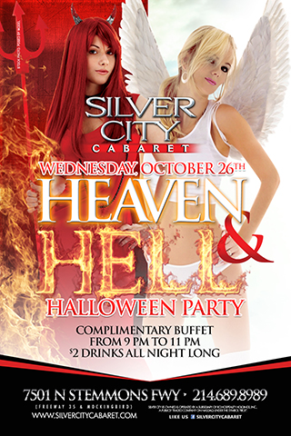 Heaven & Hell Party 2016