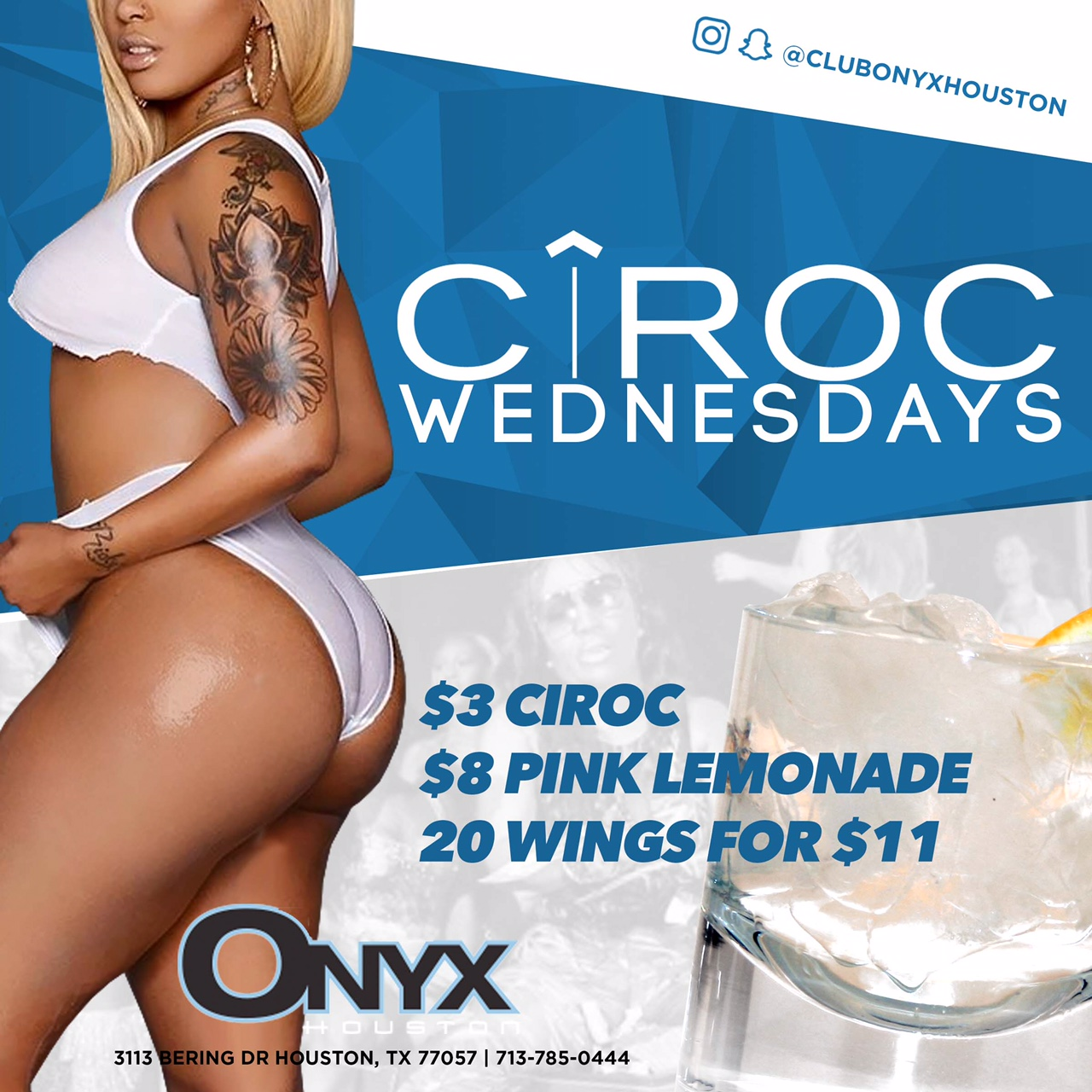 Ciroc Wednesdays