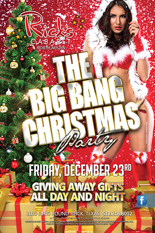 Friday December 23rd  IT'S THE