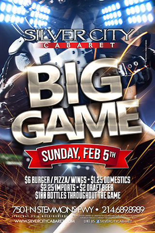 Annual Big Game Showing