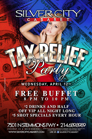 Tax Relief Party