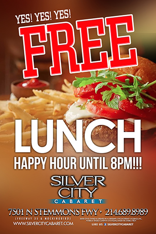 Free Lunch at Silver City