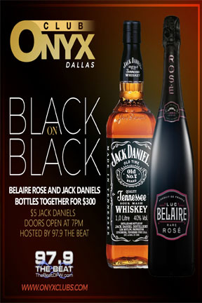 Graphic for Black on Black Sundays