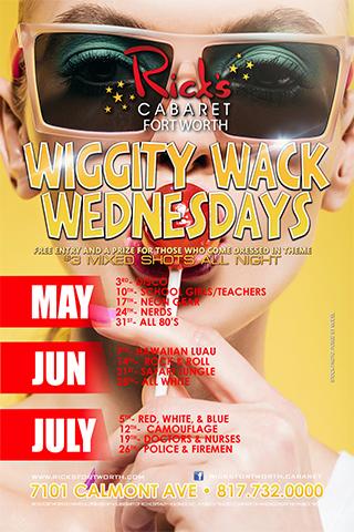 Wiggity Wack Wednesday's