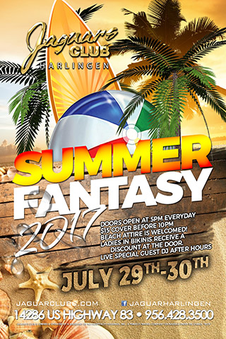 Graphic for Summer Fantasy 2k17