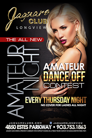 Amateur night - AMATEUR NIGHTS EVERY THURSDAY NIGHT 