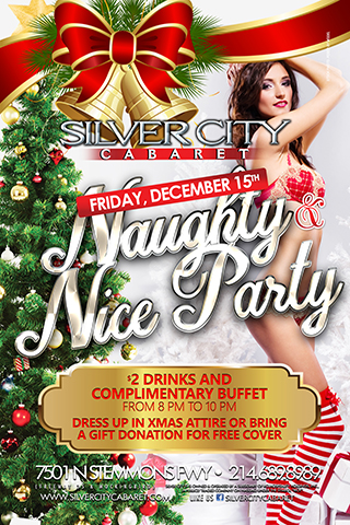 Naughty & Nice Party