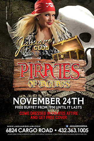 Graphic for PIRATES OF JAGUARS