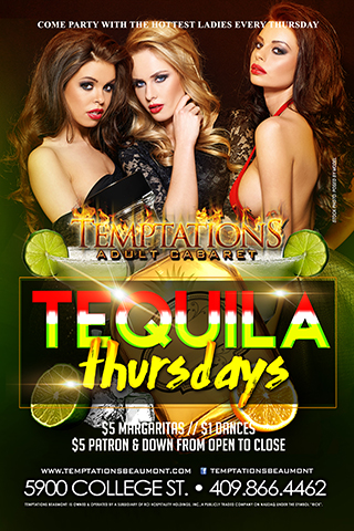 Tequila Thursday - Tequila Thursdays