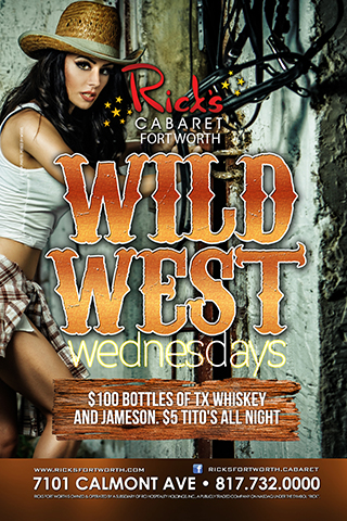 Wild West Wednesdays