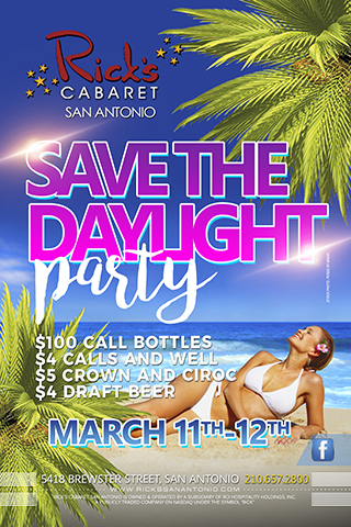 Save the daylight party