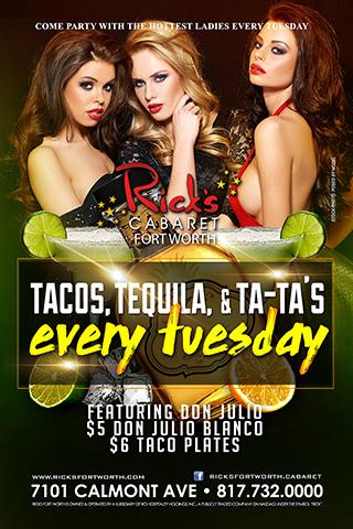 Tacos, Tequila & Ta-Tas