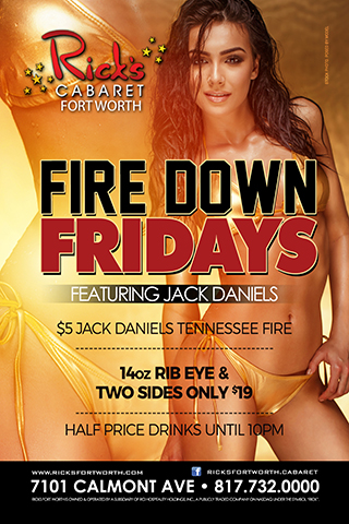 Fire Down Fridays