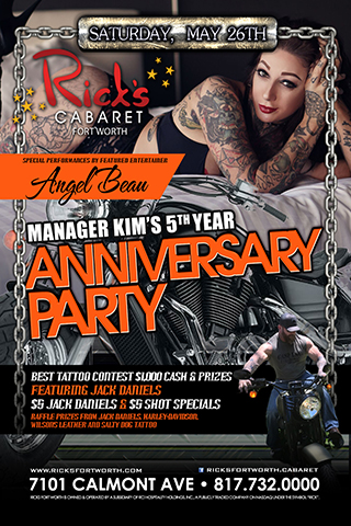 Kim's 5th Anniversary Party