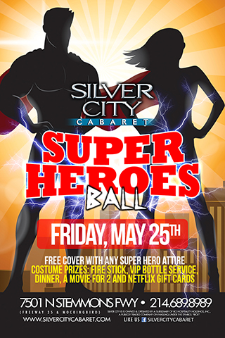 Super Heroes Ball!