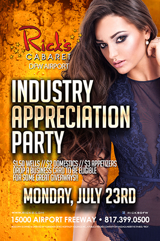 Industry Appreciation Party
