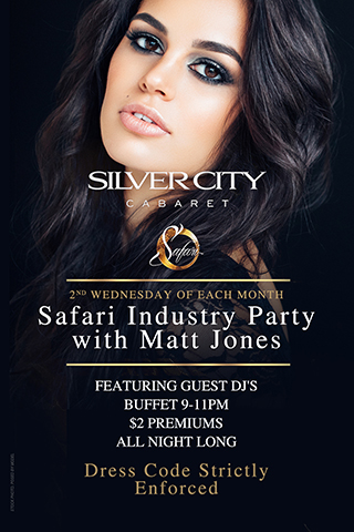 Safari Industry Party hosted by Matt Jones