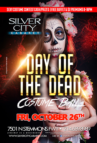 Day of the Dead Costume Ball