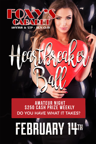 Graphic for Heart Breakers Ball