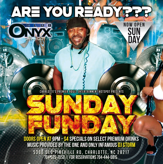 Event -  - Every Sunday